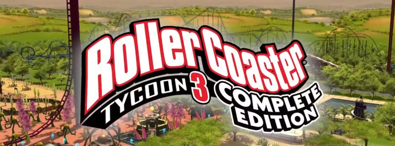 RollerCoaster Tycoon 3: Complete Edition está ya disponible para Switch y PC (Gratis en la Epic Store)