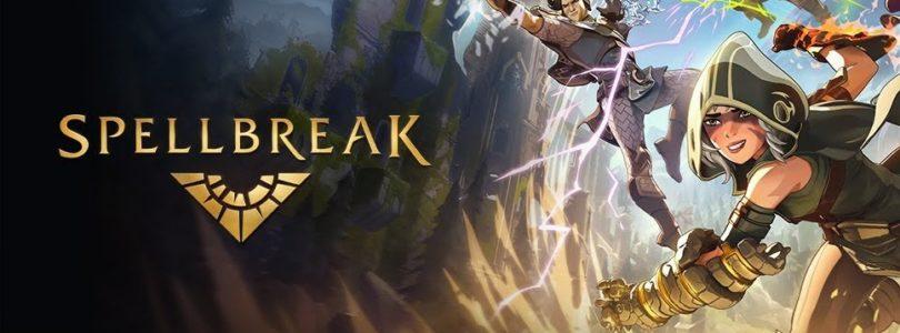 Spellbreak, el Battle Royale de magos, ya disponible en PC, PS4, Xbox One y Switch