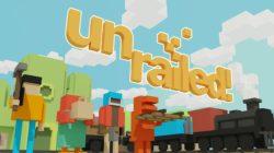El divertido cooperativo, Unrailed!, ya está disponible en PC y consolas