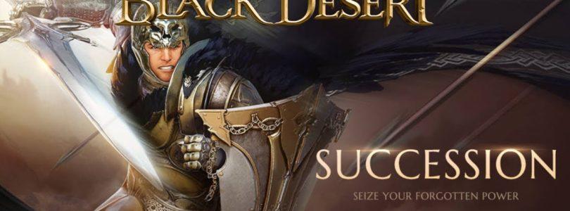 Renace y forja tu leyenda: el Renacer ya está disponible en Black Desert para consolas