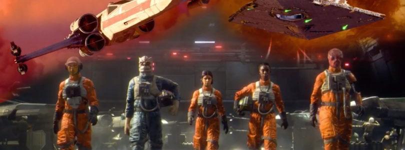 STAR WARS™: SQUADRONS equilibrará el juego multijugador y añadirá nuevos visuales