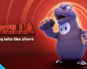 ¡Godzilla llega a Fall Guys!
