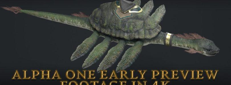 Monturas acuáticas y nuevo gameplay de Ashes of Creation
