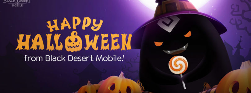 ¡Tiembla de miedo con los eventos de Halloween de Black Desert Mobile!