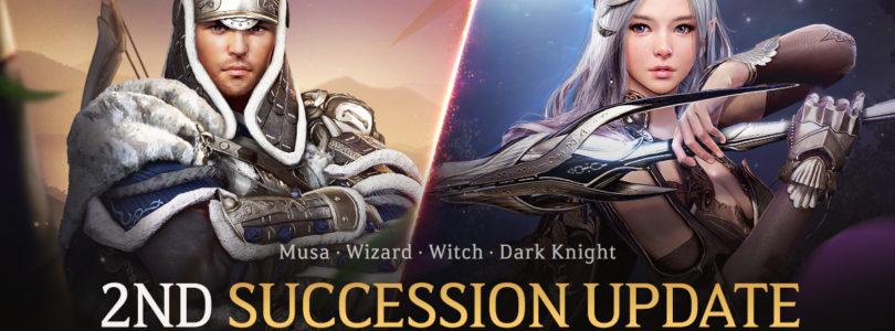 ¡Crea tu Guardiana o renace con el Musa, Mago, Maga o Adalid Oscura en Black Desert para consolas!