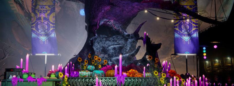 Vuelve a la Fiesta de las Almas Perdidas a Destiny 2