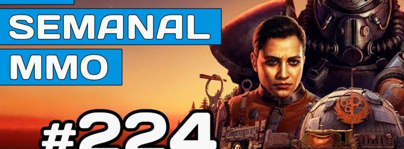 El Semanal MMO 224 – Ex-Blizzard RTS – La Hermandad del Acero – Last Oasis – Genshin