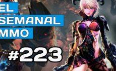 El Semanal MMO 223 – Ashes of Creation alpha One – Mad World – Cyberpunk y TERA NA