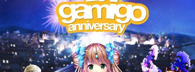 Gamigo celebra su 20 aniversario con regalos y eventos para sus juegos