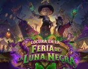 Los dioses antiguos regresan a Hearthstone en Locura en la Feria de la Luna Negra