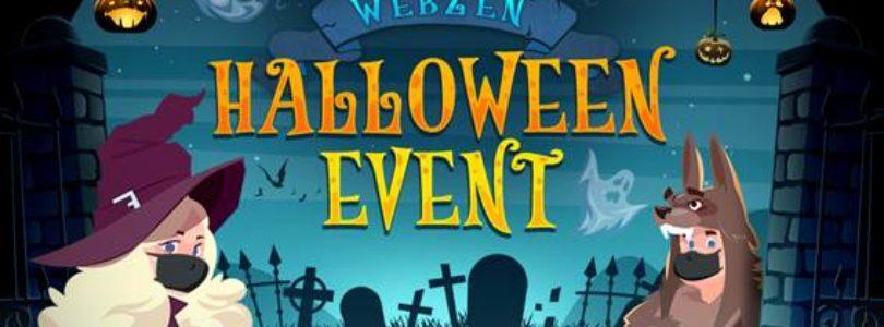Ven a Pedir Dulces en la Espeluznante Mansión de Halloween de Webzen