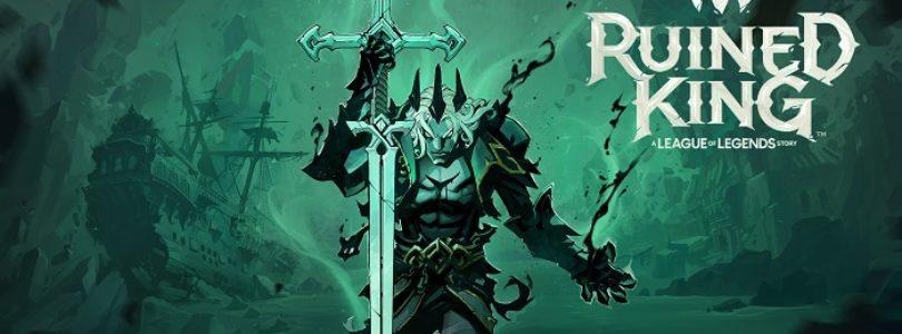 Ruined King, el RPG por turnos de Riot Games, llegará a consola y PC en 2021