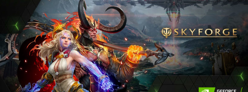 Ya está disponible Skyforge en Nintendo Switch