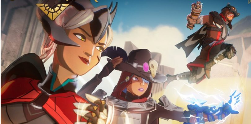 Spellbreak lanza su Prólogo: The Gathering Storm con un nuevo modo de juego y características