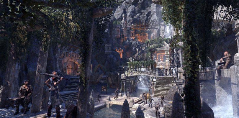 El DLC Markarth de Elder Scrolls Online sigue mostrándose a un mes de su lanzamiento