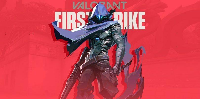 VALORANT: First Strike repartirá 85.000€ en premios