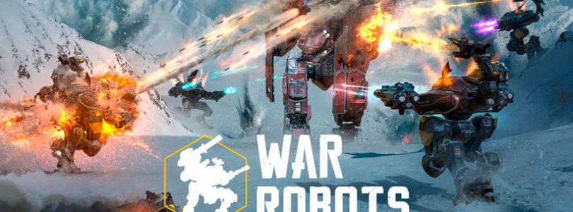 'War Robots Remastered' listo para la batalla y disponible en todo el mundo para iOS y Android