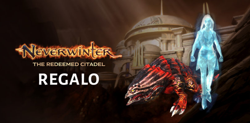 ¡Sorteamos 250 regalos para Neverwinter Online!