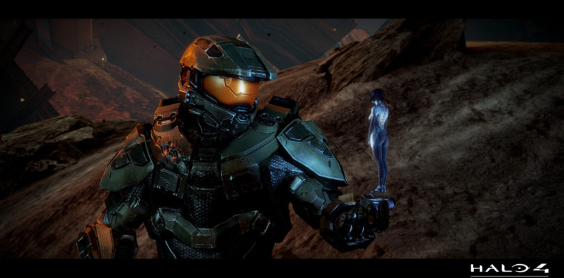 Halo 4 ya disponible en PC y Halo: The Master Chief Collection Optimizado para Xbox Series X|S