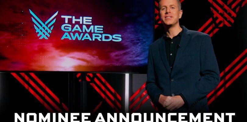 Ya se conocen los nominados y se pueden votar los premios The Game Awards 2020
