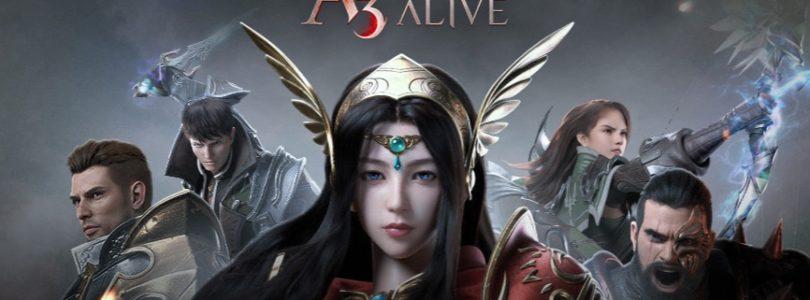 Ya disponible A3: STILL ALIVE, el RPG de mundo abierto  para móviles centrado en el PvP