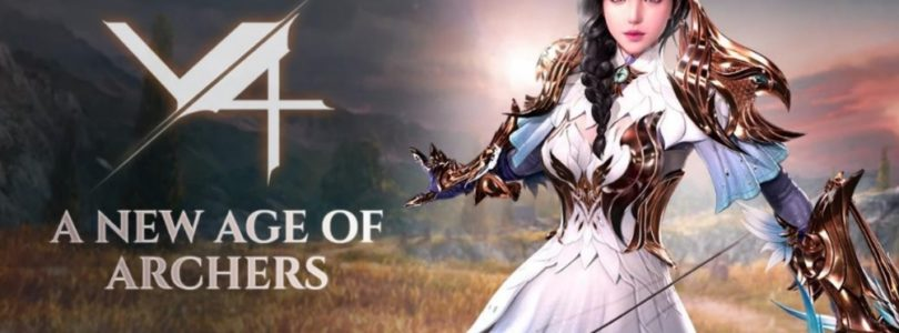 Llega la Archer a V4, la primera clase nueva en llegar a este MMORPG para móviles