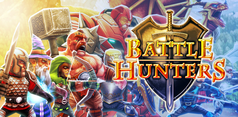 ¡Sorteamos 5 copias de Battle Hunters para Nintendo Switch!