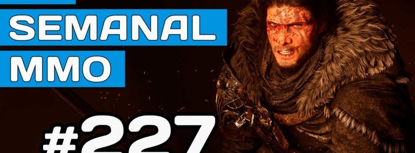 El Semanal MMO 227 – Crimson Desert info pronto – Blue Protocol – Project Diablo 2 mod
