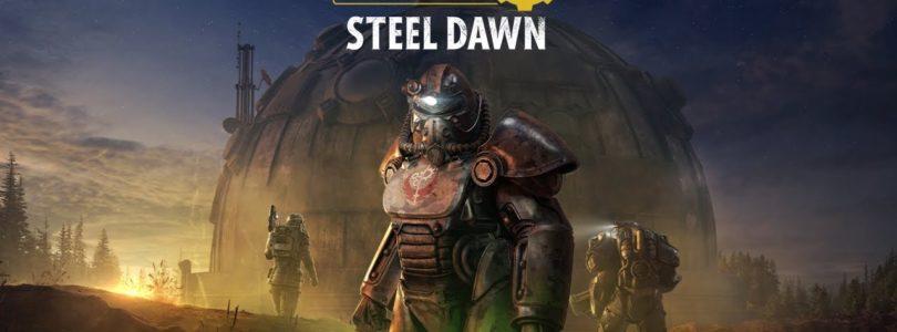 Fallout 76: Amanecer de Acero llega el 1 de diciembre y hoy nos traen nuevo tráiler