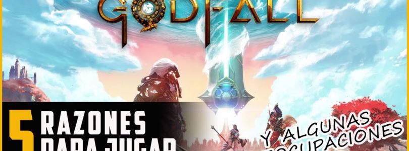 5 Razones para jugar Godfall y preocupaciones del lanzamiento – Nuevo looter-slasher