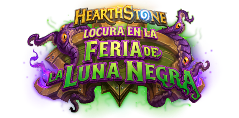 Acércate si te atreves y disfruta de Locura en la Feria de la Luna Negra™, ya disponible en Hearthstone®