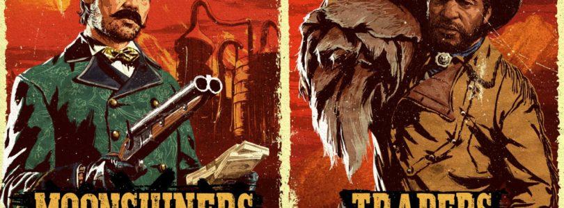 Red Dead Online recompensas, bonificaciones, novedades en el catálogo y, ¡un caballo gratis!