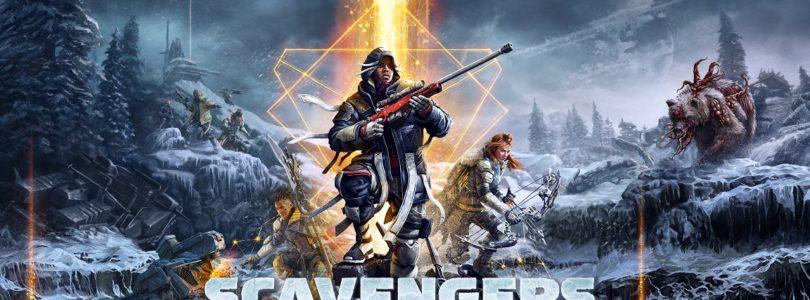 Abierto el registro para participar en siguiente beta técnica del shooter PvEvP Scavengers