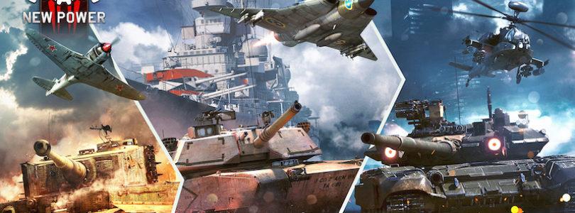 War Thunder recibe la mayor actualización de su historia