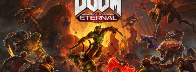 DOOM Eternal ya disponible para Nintendo Switch