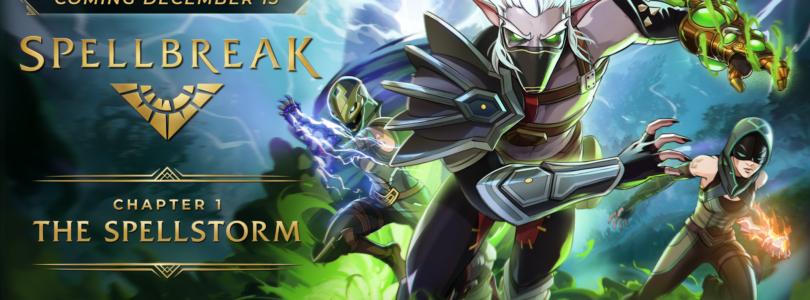 Spellbreak prepara la llegada del Capitulo 1 y su lanzamiento en Steam