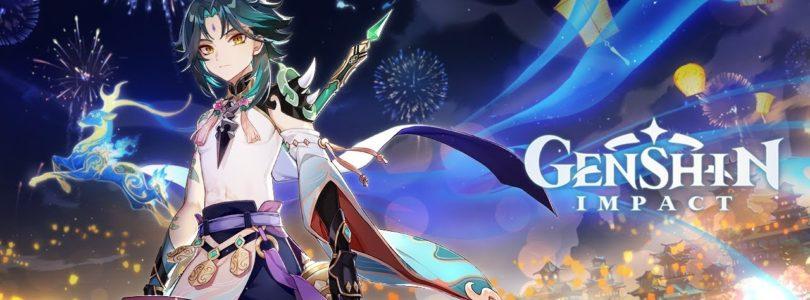 La versión 1.4 de Genshin Impact estará disponible el 17 de marzo