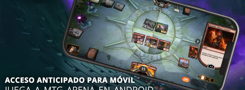 Magic: The Gathering Arena se lanzará en acceso anticipado el 28 de enero en Android
