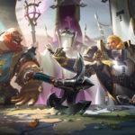 Sandbox renovará la Guerra de facciones de Albion Online