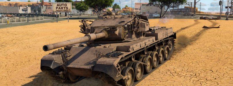 Los vehículos terrestres de la RSA llegarán a War Thunder