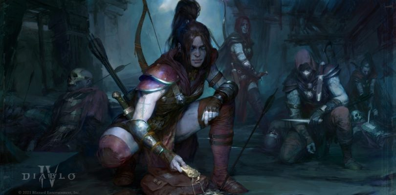 Diablo IV nos presenta a la Picara y habla del mundo abierto y el PvP