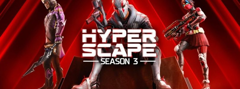 La Season 3 de Hyper Scape™: Shadow Rising disponible el 11 de marzo con un mapa renovado