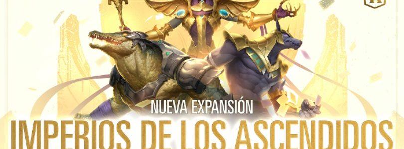 Legends of Runeterra nos muestra su próxima expansión, Imperios de los Ascendidos