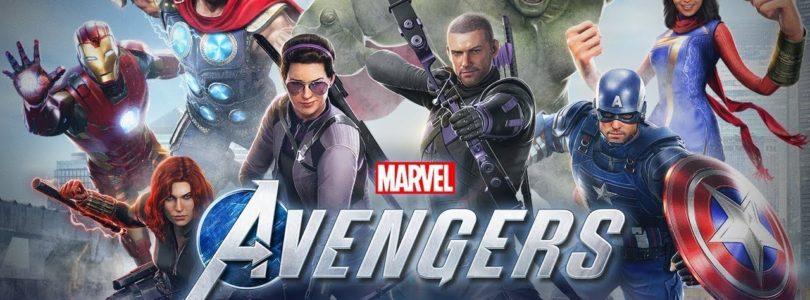 Hawkeye llega a Marvel's Avengers el próximo 18 de marzo