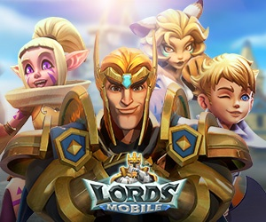 Lords Mobile: Kingdom War‪s