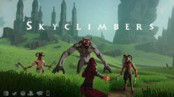 Skyclimbers es un RPG de acción multijugador multiplataforma de mundo abierto y que triunfa con su Kickstarter