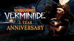 Warhammer Vermintide 2 cumple 3 años en Steam
