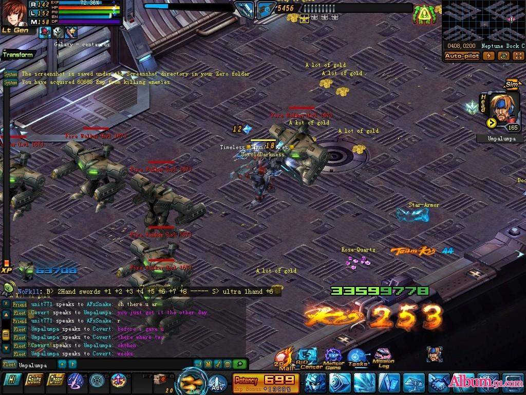 Zero Online – Zona MMORPG