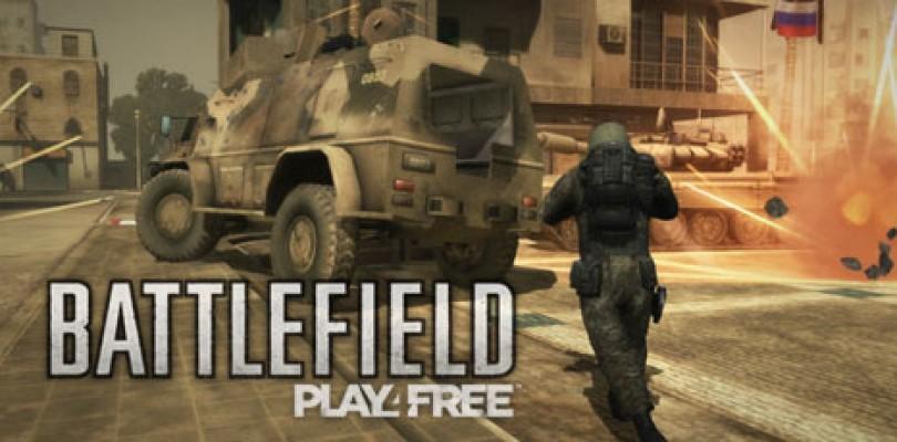Nuevo mapa para Battlefield Play 4 Free
