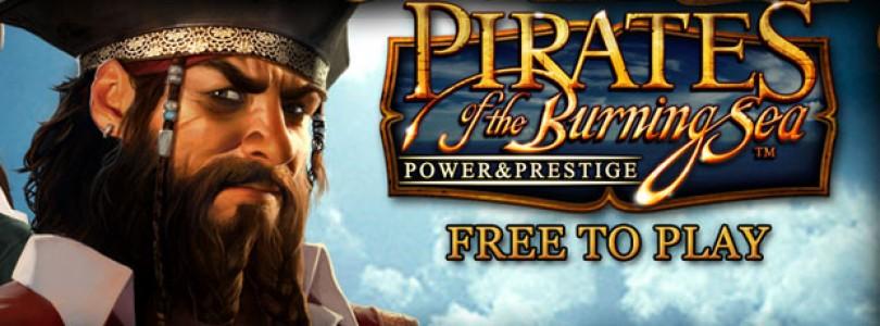 Pirates of the Burning Sea abandona el catalogo de juegos de SOE